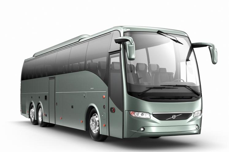Volvo 9700 uitgerust met VDS en de nieuwste generatie I-Shift F